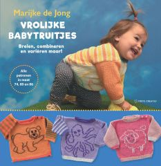Vrolijke Babytruitjes - Marijke de Jong - 1Stk