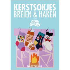 Kerstsokjes breien en haken - Marieke Voorsluijs - 1Stk