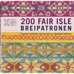 200 Fair isle breipatronen - Mary Jane Mucklestone - 1Stk