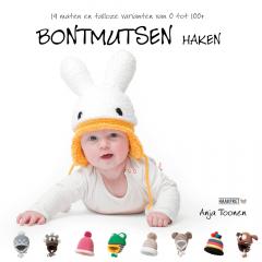 Bontmutsen Haken - Anja Toonen - 1Stk