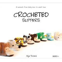 Crocheted slippers - Anja Toonen - 1Stk