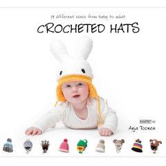 Crocheted hats - Anja Toonen - 1Stk