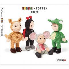 Beesie-poppen haken - Anja Toonen - 1Stk