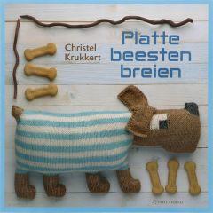 Platte beesten breien - Christel Krukkert - 1Stk