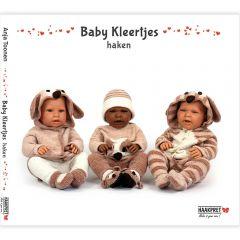 Baby kleertjes haken - Anja Toonen - 1Stk
