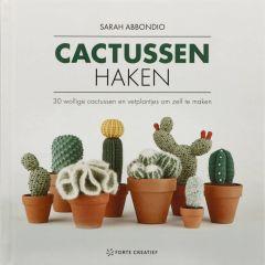 Cactussen haken - Sarah Abbondio - 1Stk