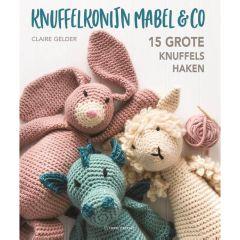 Knuffelkonijn mabel & co - Claire Gelder - 1Stk