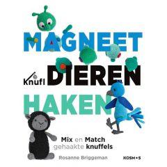 Magneetdieren haken - Rosanne Briggeman - 1Stk