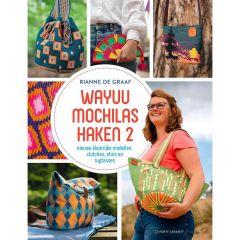 Wayuu mochilas haken 2 - Rianne de Graaf - 1Stk