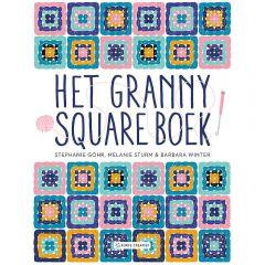 Het granny square boek - Stephanie Göhr E.A. - 1Stk