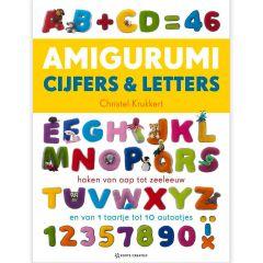 Amigurumi cijfers en letters - Christel Krukkert - 1Stk