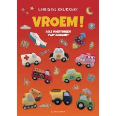 Vroem! - Christel Krukkert - 1Stk