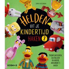 Helden uit je kindertijd haken 2 - Sophie Kirschbaum - 1Stk