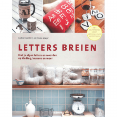 Letters Breien - Catherine Hirst - 1Stk