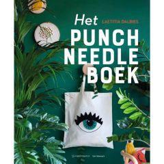 Het punch needle boek - Laetitia Dalbies - 1Stk