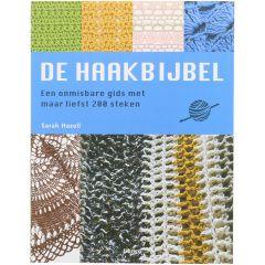 De Haakbijbel - Sarah Hazell - 1 Stück