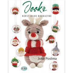 Jookz Kerst haak bookazine - Joke Postma - 1Stk