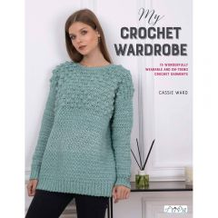 My crochet wardrobe - Cassie Ward - 1Stk