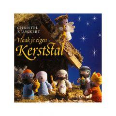 Haak je eigen kerststal - Christel Krukkert - 1 Stück