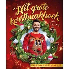 Het grote kersthaakboek met Mr. Cey - Mr. Cey - 1Stk