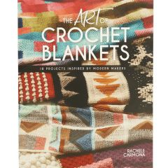 The Art of Crochet Blankets - Rachele Carmona - 1Stk