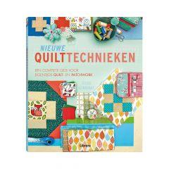Nieuwe quilttechnieken - Jessica Alexandrakis - 1Stk