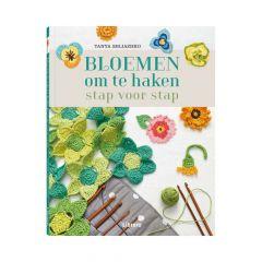 Blumen om te haken stap voor stap - Tanya Shliazhko - 1 Stück