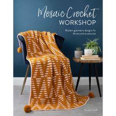 Mosaic Crochet Workshop UK - Esme Crick - 1Stk