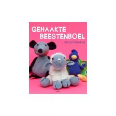 Gehaakte beestenboel - Christel Krukkert - 1Stk
