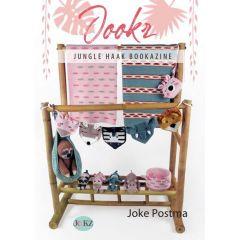 Jookz jungle haak bookazine - Joke Postma - 1Stk