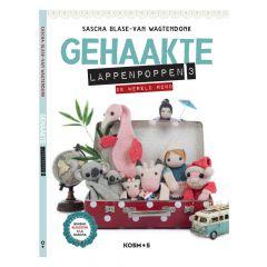 Gehaakte Lappenpoppen 3 - Sascha Blase van Wagtendonk - 1St