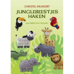 Junglebeestjes haken - Christel Krukkert - 1Stk