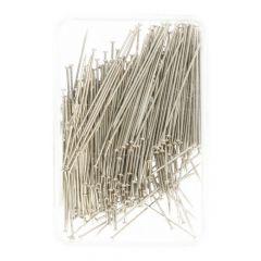 MMJZ Stahl Stecknadeln 150 Stück 2,30 - 5 Stück