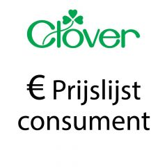 Clover Preisliste Konsument - 1 Stück