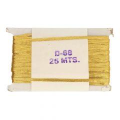 Gold- und Silberband - 25m
