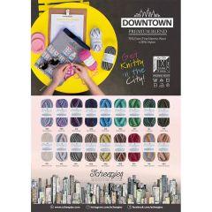 Scheepjes Downtown Ladenposter A2-Format - 1Stk