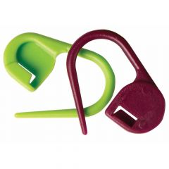 KnitPro Verschließbare Maschenmarker - 3Stk