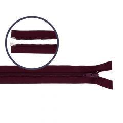 Spiralreißverschluss teilbar Nylon 150cm - 5Stk