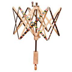 Knitpro Wollhaspel mit Halterung - 1 Stück
