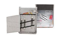 KnitPro Karbonz austaus. Rundstricknadeln Deluxe Set - 1Stk
