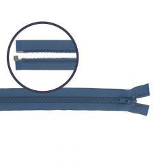 Spiralreißverschluss teilbar Nylon 65cm - 5Stk