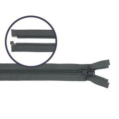 Spiralreißverschluss teilbar Nylon 90cm - 5Stk