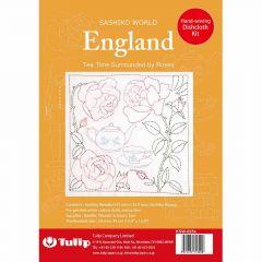 Tulip Sashiko World Stickpackung - 1Stk