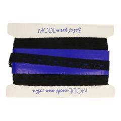 Nylon Spitzenband elastisch 23mm - 25m