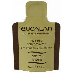 Eucalan Natural Probepackung 5ml - Beutel 50 Stück