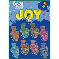 Opal Joy Sortiment 5x100g - 8 Farben - 1Stk