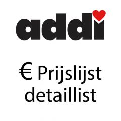 Addi Preisliste Detailhandel - 1 Stk
