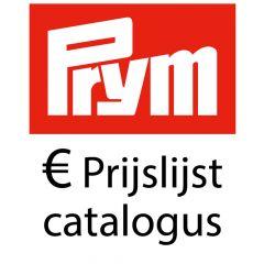Prym Preisliste per 01-01-2018 - Katalog - 1 Stück