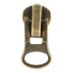 Reißverschluss-Schieber Metall-geeignet für Nr. 8 -10St