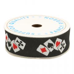 """Band """"Poker"""" - 9m"""